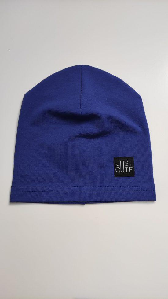 ciapka simple modrá