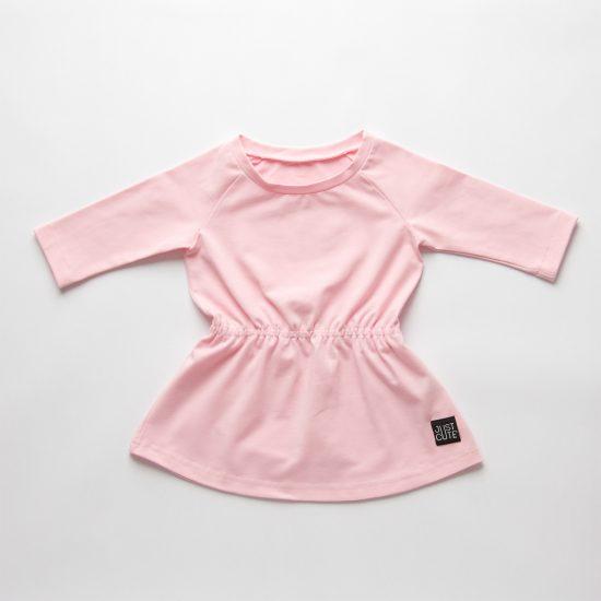 Tunika ružová