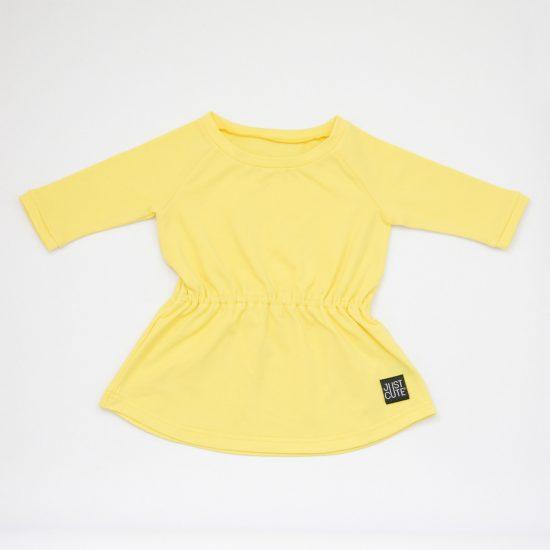 Tunika žltá jasná